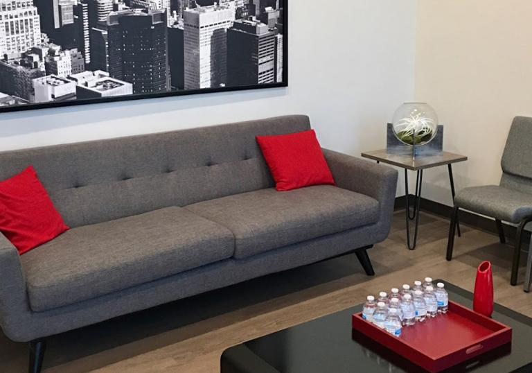 Clearview Dental - Office - Sofa