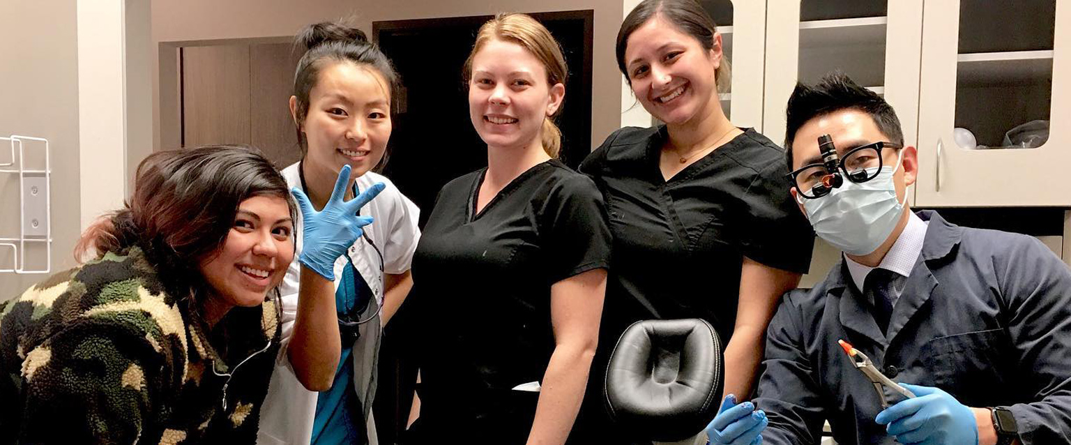 Round Rock Dentist - Dr. Dae Yoon and team